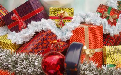 Pakken din til jul…